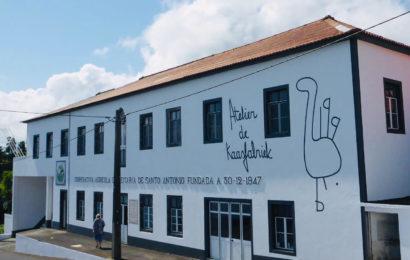 Atelier de Kaasfabriek é Fringe na Ilha de São Jorge (próximo domingo dia 2 de junho)