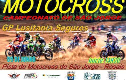 MOTOCROSS – CAMPEONATO DE SÃO JORGE – Próximo Domingo dia 9 – Rosais – Ilha de São Jorge