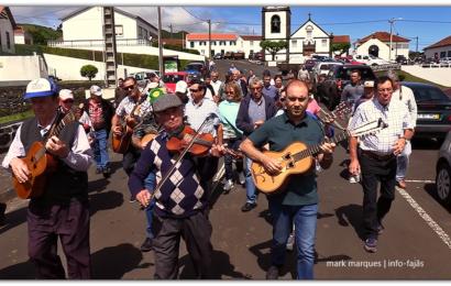 FESTA E CORTEJO DO GADO – Norte Pequeno – Ilha de São Jorge (c/ vídeo)