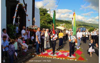 PROCISSÃO DE SANTO ANTÓNIO – Rua de Baixo / Calheta – Ilha de São Jorge (c/ vídeo)