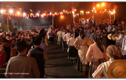 DESFILE DE GRUPOS DE FOLCLORE – Festas de Sant`Ana – Beira – Ilha de São Jorge (c/ vídeo)