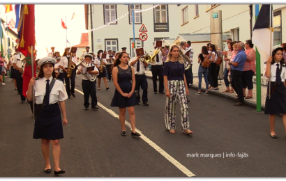 DESFILE DE BANDAS FILARMÓNICAS – FESTIVAL DE JULHO 2019 – Calheta – Ilha de São Jorge (c/ vídeo)