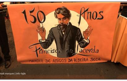 MARCHA DE AMIGOS DA RIBEIRA SECA, DESFILA NO FESTIVAL DE JULHO / 2019 – Vila da Calheta – Ilha de São Jorge (c/ vídeo)