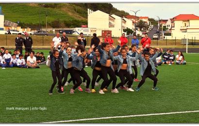 GIMNI CENTRO ATUA NA CERIMÓNIA DE ABERTURA DO VIII ATLÂNTICFUT CUP 2019 – Velas – Ilha de São Jorge (c/ vídeo)