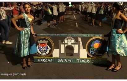 MARCHA OFICIAL DA 32ª SEMANA CULTURAL DAS VELAS – 2019 / Ilha de São Jorge (c/ vídeo)