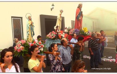 PROCISSÃO EM HONRA DE SÃO TOMÉ (Santo Antão) – Ilha de São Jorge (c/ vídeo)