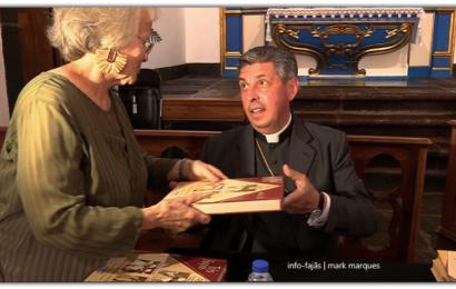 """""""Três Bispos do Século XXI"""" – Livro lançado na Ilha de São Jorge (c/ vídeo)"""
