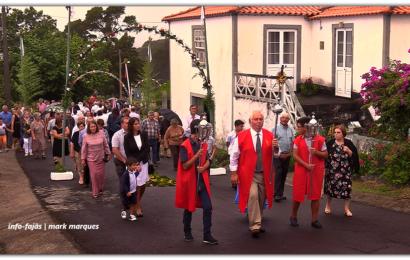 FESTA DE Nª SRª DA ENCARNAÇÃO – Ribeira do Nabo / Urzelina – Ilha de São Jorge (c/ vídeo)