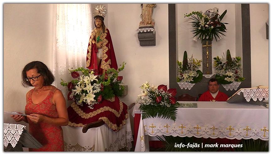 """FESTA DO SENHOR BOM JESUS """"MISSA"""" – Fajã Grande / Calheta – Ilha de São Jorge (c/ vídeo)"""