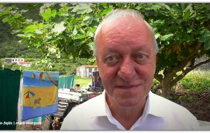 ENTREVISTA AO PE. MANUEL ANTÓNIO, REITOR DO SANTUÁRIO DA FAJÃ DA CALDEIRA DO SANTO CRISTO – Ilha de São Jorge (c/ vídeo)