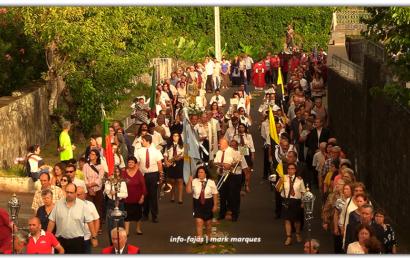 FESTA DE SÃO MATEUS (PROCISSÃO) – Urzelina – Ilha de São Jorge (c/ vídeo)