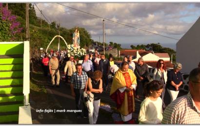 FESTA DE Nª SRª DO SOCORRO (PROCISSÃO) – Biscoitos / Calheta – Ilha de São Jorge (c/ vídeo)