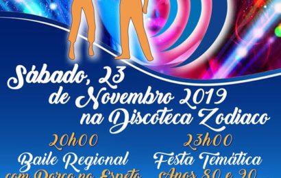 """""""MEGA ARRAIAL"""", no próximo sábado dia 23 – Instalações da Discoteca Zodíaco (Velas) – Promovido pela RL – Rádio Lumena"""