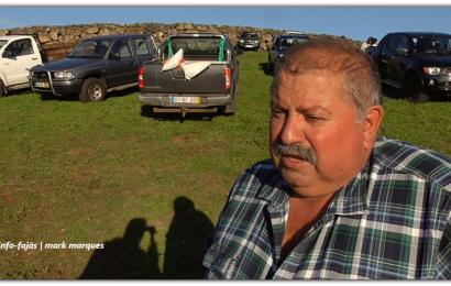 Álvaro Amarante, ganadeiro na Ilha de São Jorge, esteve à conversa com o Info-Fajãs (c/ vídeo)