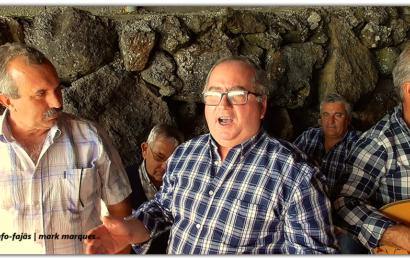 """""""ANIMAÇÃO e CANTORIA"""" – Festa da Ferra na Ganadaria AA – Álvaro Amarante – Ilha de São Jorge (c/ vídeo)"""