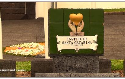 INSTITUTO DE SANTA CATARINA COMEMOROU O SEU 101º ANIVERSÁRIO – Urzelina – Ilha de São Jorge (c/ vídeo)
