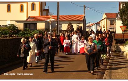 ROMAGEM em dia de TODOS OS SANTOS – Santo Antão – Ilha de São Jorge (c/ vídeo)