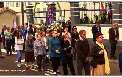 """""""PROCISSÃO"""" – Nª Srª da Boa Morte – Urzelina – Ilha de São Jorge (c/ vídeo)"""