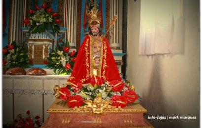 Senhor Santo Cristo dos Milagres – Fajã da Caldeira do Santo Cristo – Ilha de São Jorge (Açores)