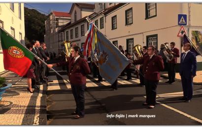 """""""DESFILE DE BANDAS FILARMÓNICAS"""" – Festa de Santa Catarina – Vila da Calheta – Ilha de São Jorge (c/ vídeo)"""