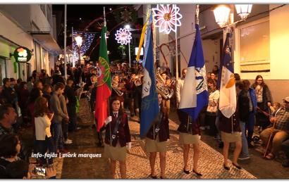 Desfile de Grupos e Bandas Filarmónicas – Dia das Montras – Vila das Velas – Ilha de São Jorge (c/ vídeo)