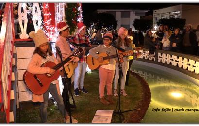 """Grupo de Cordas """"GUILHERME DA SILVEIRA"""" atua no """"DIA DAS MONTRAS"""" – Velas – Ilha de São Jorge (c/ vídeo)"""