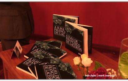 """Lançamento do livro """"A ILHA DE FRANCISCO DE LACERDA"""" – Vila da Calheta – Ilha de São Jorge (c/ vídeo)"""