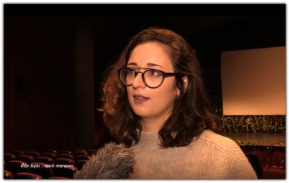 """""""É muito gratificante ver a casa cheia…."""", afirma Andreia Melo, encenadora do Grupo de Teatro Iuventute Virtutis – Ilha de São Jorge (c/ vídeo)"""