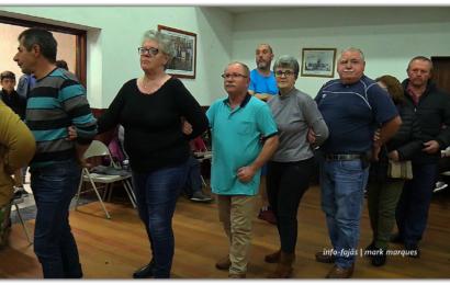 BAILE DE RODA – Sociedade União Rosalense – Rosais – Ilha de São Jorge (c/ vídeo)