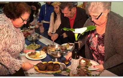 """""""JANTAR DA MATANÇA DE PORCO"""" – Grupo de Folclore dos Rosais – Rosais – Ilha de São Jorge (c/ vídeo)"""