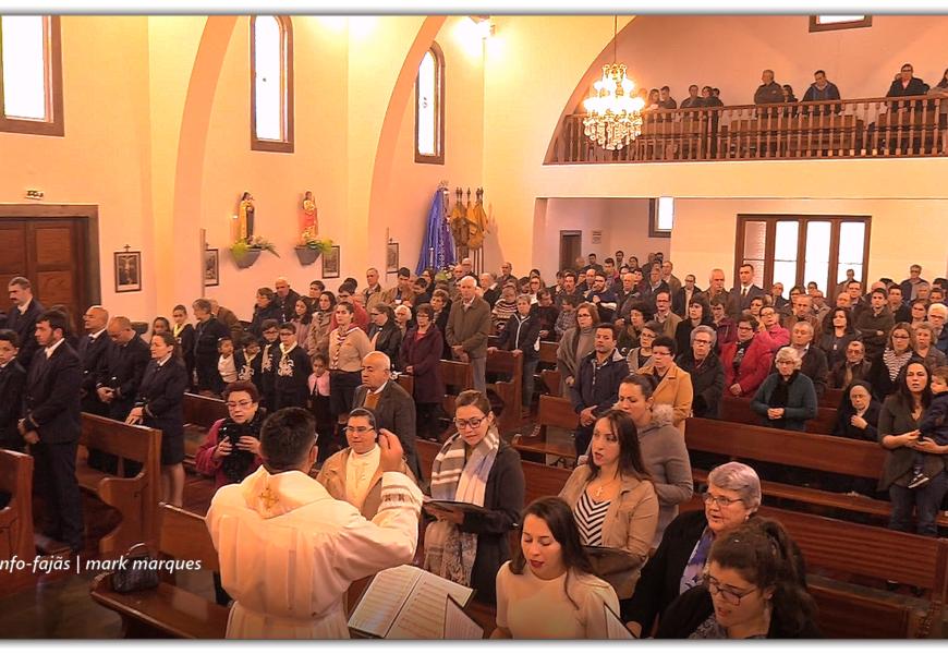 """""""MISSA SOLENE"""" em honra de Santo Antão – Ilha de São Jorge (c/ vídeo)"""