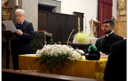 Padre Dinis Silveira apresenta livro – Vila do Topo – Ilha de São Jorge (c/ vídeo)