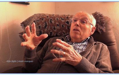 """""""CONVERSAS SOLTAS"""" com o Professor Armando Soares – Vila das Velas – Ilha de São Jorge (c/ vídeo)"""