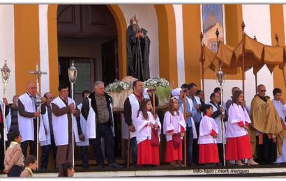 Pároco deixa mensagem aos emigrantes em dia de Santo Antão – Ilha de São Jorge (c/ vídeo)