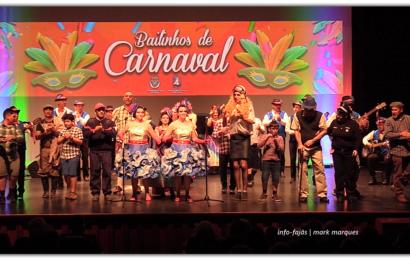 BAILINHO DE CARNAVAL – FUTEBOL CLUBE URZELINENSE – Auditório Municipal de Velas (c/ vídeo)
