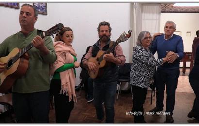 BAILE DE RODA – Sociedade União Urzelinense – Ilha de São Jorge (c/ vídeo)