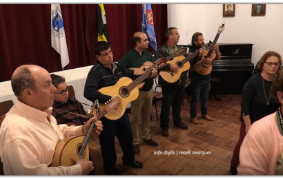 CHAMARRITA – Sociedade União Urzelinense – Ilha de São Jorge (c/ vídeo)