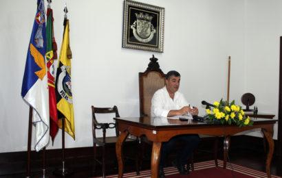 COVID-19: PRESIDENTE DO MUNICÍPIO DE VELAS, ACOMPANHA DE PERTO O EVOLUIR DA SITUAÇÃO