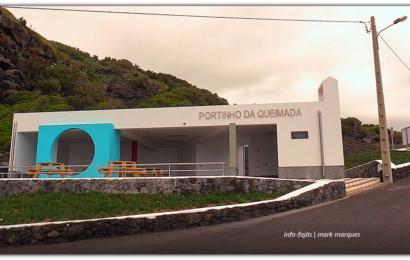 Inauguração do edifício de apoio ao Portinho da Queimada – Santo Amaro – Ilha de São Jorge (c/ vídeo)