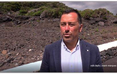 ROGER SOUSA, Presidente da Junta de Freguesia de Santo Amaro, faz balanço positivo dos investimentos na freguesia – Ilha de São Jorge (c/ vídeo)