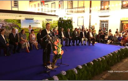 """""""TEMPOS DE ESPERA"""" – ABERTURA OFICIAL DO FESTIVAL DE JULHO / 2019 – Vila da Calheta – Ilha de São Jorge  (c/ vídeo)"""