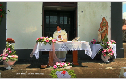 FESTA DE SANT`ANA (Missa Campal) – Beira / Velas – Ilha de São Jorge (c/ vídeo)