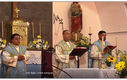 MISSA EM HONRA DE Nª SRª DE LOURDES – Santo Antão – Ilha de São Jorge (c/ vídeo)