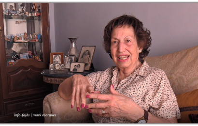 """""""CONVERSAS SOLTAS"""" com a Professora Regina Cunha – Vila da Calheta – Ilha de São Jorge (c/ vídeo)"""