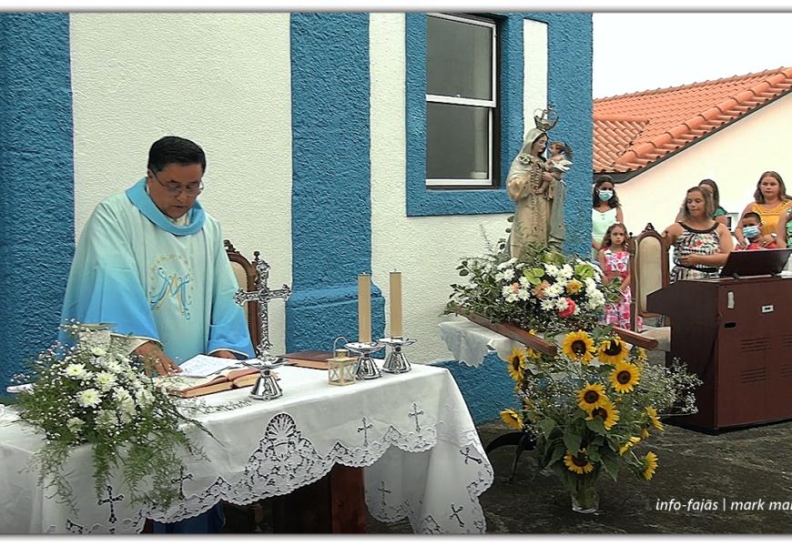 FESTA DE Nª SRª DA ENCARNAÇÃO – Ribeira do Nabo – Ilha de São Jorge (c/ vídeo)