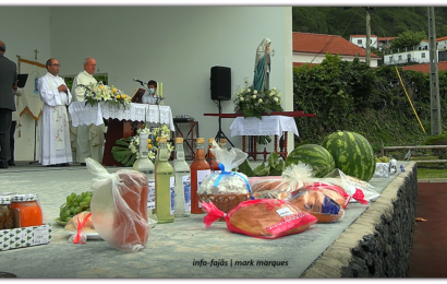FESTA DE Nª SRª DAS DORES – Fajã do Ouvidor – Ilha de São Jorge (c/ vídeo)