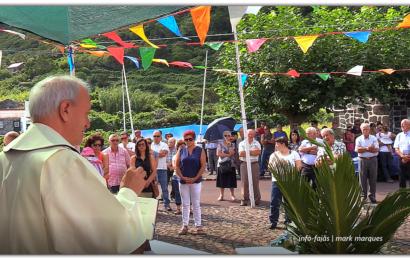 FAJÃ DOS CUBRES – FESTA DE Nª SRª DE LOURDES – Ilha de São Jorge (c/ vídeo)