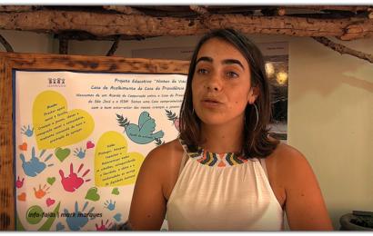 """Projeto Educativo """"NINHOS DE VIDA"""" – Casa de Acolhimento – Calheta – Ilha de São Jorge (c/ vídeo)"""