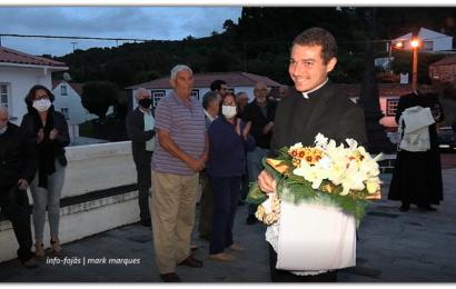 RECEÇÃO AO NOVO PÁROCO – PADRE JOÃO FARIAS – Norte Grande – Ilha de São Jorge (c/ vídeo)