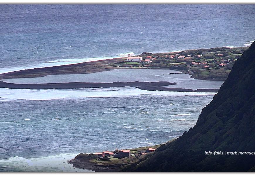 """""""PEREGRINOS"""" – Santuário da Fajã da Caldeira do Santo Cristo – Ilha de São Jorge (Açores) (c/ vídeo)"""